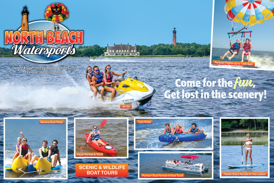 $10 Off ANY PARASAIL  GOOD ANYTIME WITH THIS COUPON