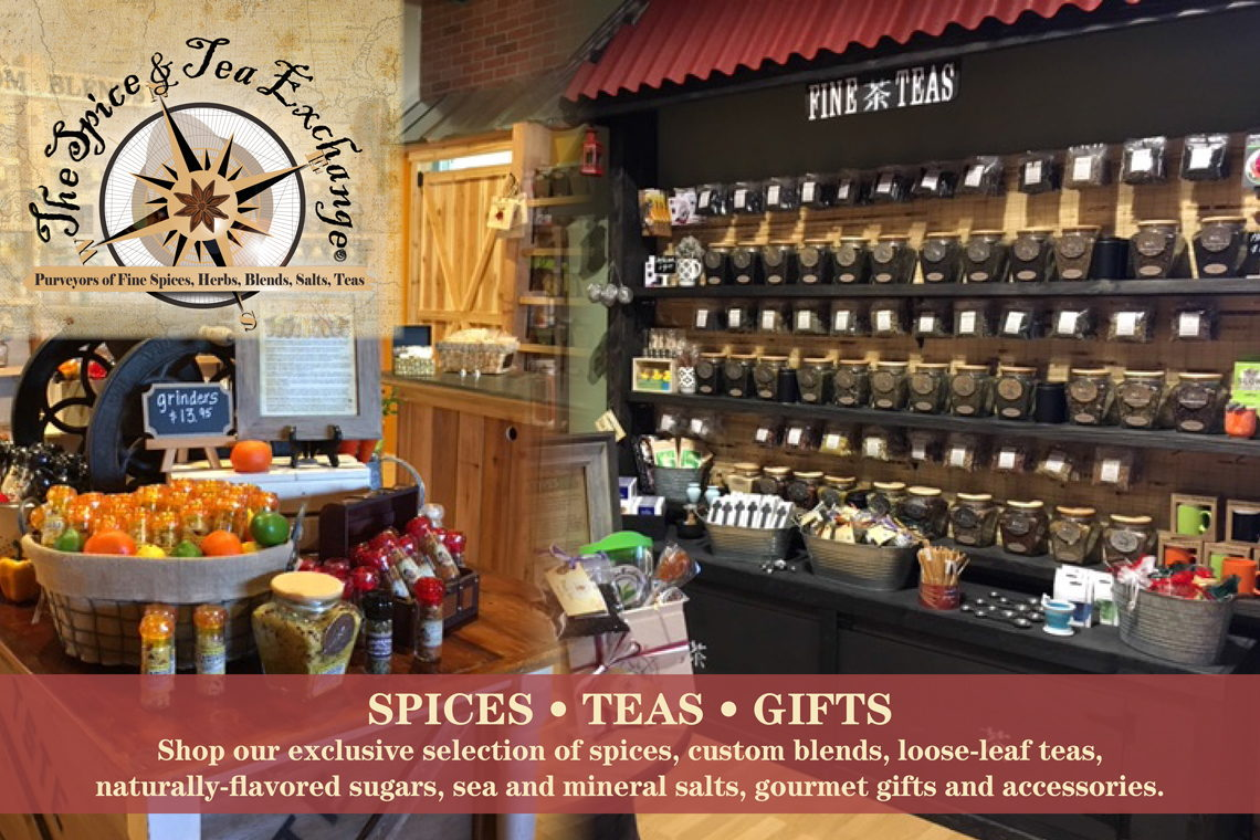 Buy 4 1oz Bags of Custom Spice Blends, Get 5th FREE