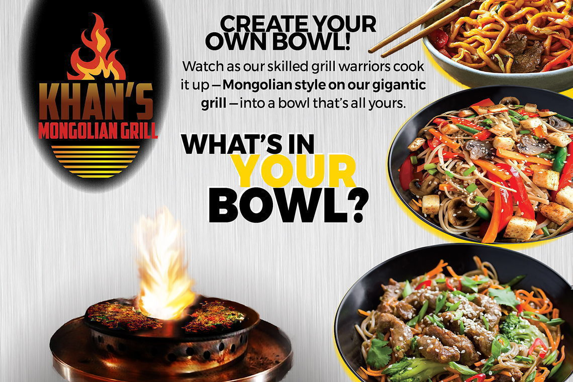 $2 OFF UNLIMITED BOWL OPTIONS