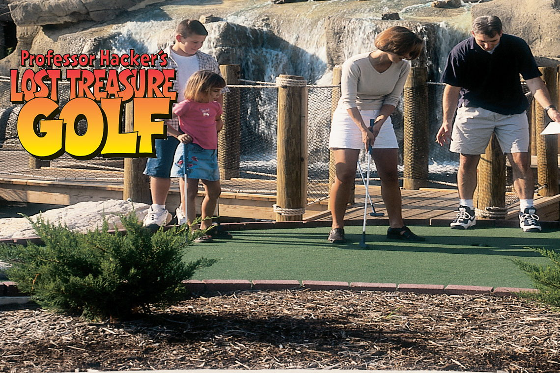 Lost Treasure Golf