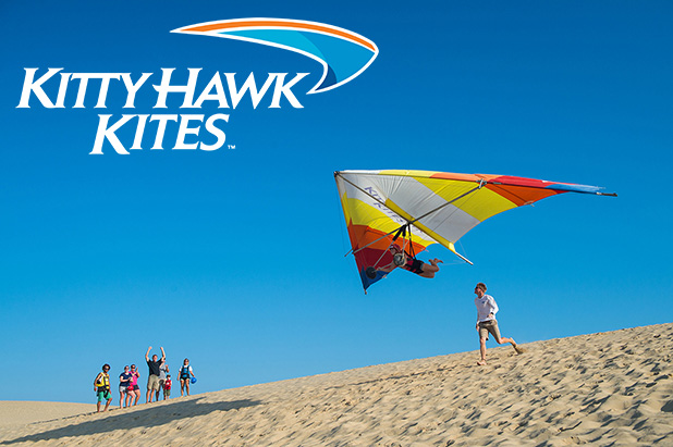 Kitty Hawk Kites - Jockeys Ridge Sponsor